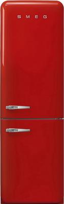 Двухкамерный холодильник Smeg FAB 32 RRD3 двухкамерный холодильник smeg fab 32 razn1