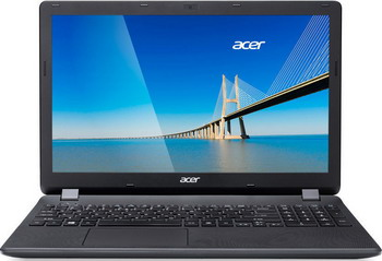 Ноутбук ACER Extensa EX 2519-C0T2 (NX.EFAER.088) черный mini computer dual core intel celeron n2830 n2810 2 ethernet lan 2 com mini pc windows 10 linux fanless office computer desktop