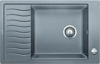 Кухонная мойка BLANCO ELON XL 6 S-F алюметаллик 524856 мойка кухонная blanco elon xl 6 s антрацит 518735
