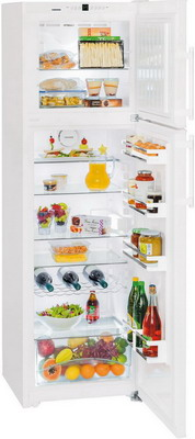 Двухкамерный холодильник Liebherr CTN 3663 двухкамерный холодильник liebherr ctpsl 2541