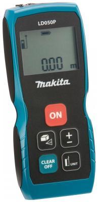 Дальномер лазерный Makita LD 050 дальномер лазерный makita ld 100 p