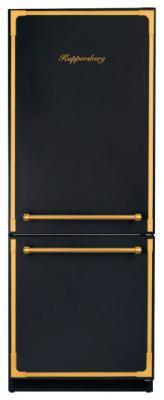Фото - Двухкамерный холодильник Kuppersberg NRS 1857 ANT Bronze двухкамерный холодильник hitachi r vg 472 pu3 gbw