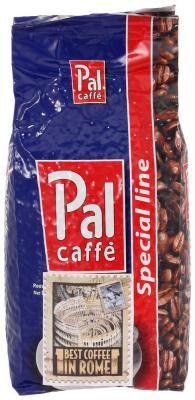 Кофе зерновой Palombini Pal Caffe Rosso special line (1kg) кофе в зернах palombini pal caffe rosso special line 1 кг