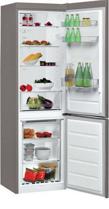 все цены на Двухкамерный холодильник Whirlpool BSNF 8101 OX онлайн