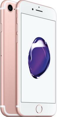 Мобильный телефон Apple iPhone 7 128 GB Rose Gold (MN 952 RU/A) hoco чехол силиконовый apple iphone 7 4 7 hoco metal finger rose gold