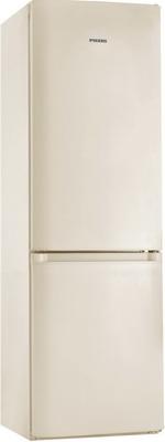 Двухкамерный холодильник Позис RK FNF-170 бежевый холодильник pozis rk 139 w