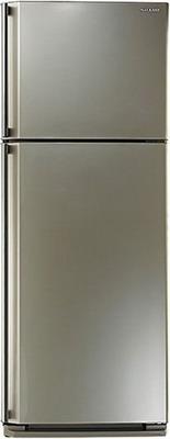 Двухкамерный холодильник Sharp SJ-58 C CH sharp sj f95stbe