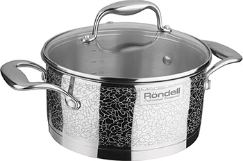 Кастрюля Rondell RDS-343 Vintage rondell rds 729
