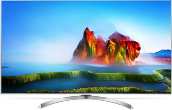 4K (UHD) телевизор LG 49 SJ 810 V серьги qianse bride eh0115