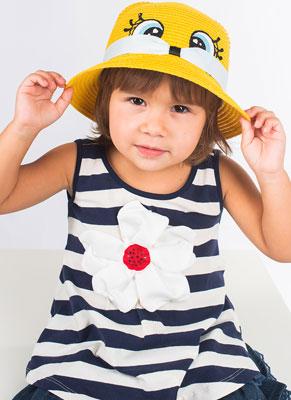 Шляпка Vintage Ириска желтый brand vintage 100