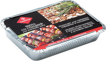 Специи Forester Щепа для копчения мяса BC-500 щепа для копчения ольховая 500 г