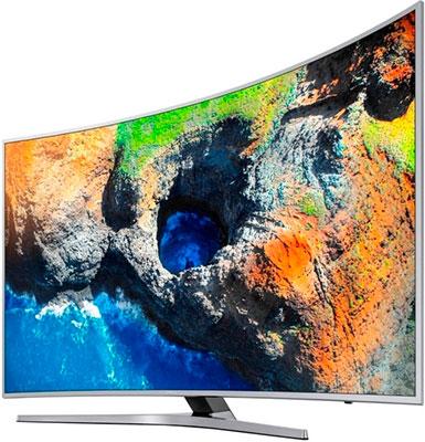 4K (UHD) телевизор Samsung UE-49 MU 6500 UX