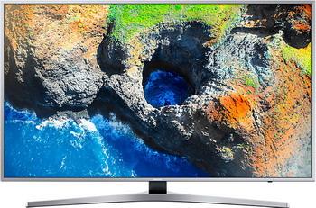 4K (UHD) телевизор Samsung UE-55 MU 6400 UX 4k uhd телевизор samsung ue 40 mu 6400 ux