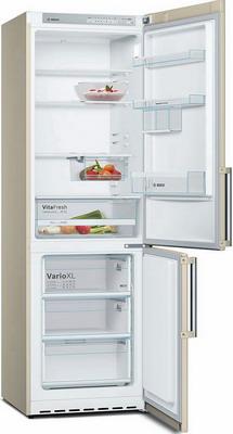 Двухкамерный холодильник Bosch KGV 36 XK 2 OR холодильник bosch kgn39nw13r двухкамерный белый
