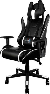 все цены на Кресло Aerocool AC 220-BW