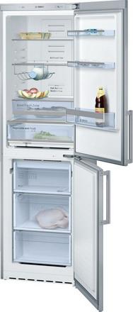 Двухкамерный холодильник Bosch KGN 39 XI 15 R двухкамерный холодильник bosch kgn 36 vw 21 r