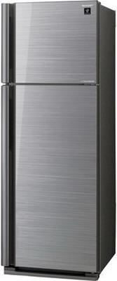 Двухкамерный холодильник Sharp SJ-XP 39 PGSL холодильник sharp sj gf60ar
