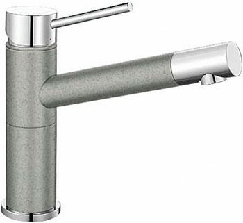 Кухонный смеситель BLANCO ALTA Compact хром/жемчужный смеситель alta compact chrome champagne 515319 blanco
