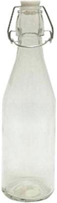 Бутылка Bormioli Rocco с пробкой 500 мл поильники vitdam складная эко бутылка с карабином 500 мл