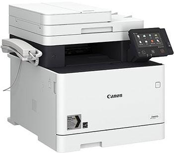 МФУ Canon i-Sensys MF 734 Cdw мфу canon i sensys colour mf735cx a4 цветной лазерный белый [1474c052]