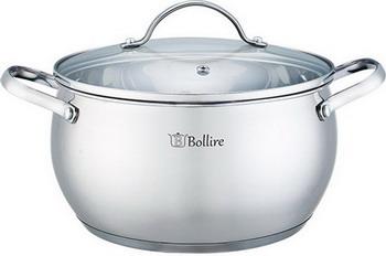 Кастрюля Bollire BR-2204 сковорода bollire br 1005 venezia
