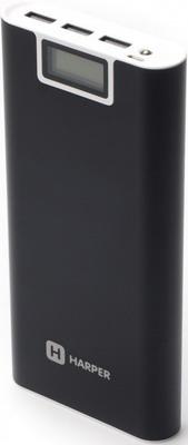 Зарядное устройство портативное универсальное Harper PB-2016 black мастер кит mt1098 портативное зарядное устройство black