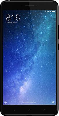 Мобильный телефон Xiaomi Mi Max 2 64 Gb черный xiaomi mi 5s vozmojno nabral 164 002 balla v antutu