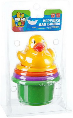 Набор игрушек для купания Bondibon ВВ1908