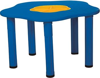 Столик King Kids ''Сэнди'' с системой хранения мелочей цвет Синий KK_KM 1200_B синий цвет