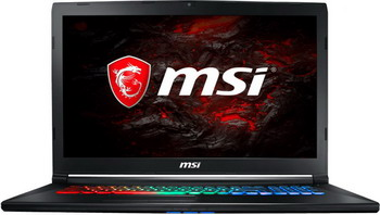 Ноутбук MSI GP 72 M 7REX-1204 RU Leopard Pro ноутбук msi gs43vr 7re 094ru phantom pro 9s7 14a332 094