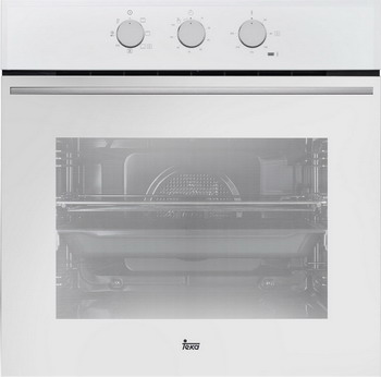 Встраиваемый электрический духовой шкаф Teka HSB 610 WH WHITE электрический духовой шкаф teka hsb 635 ss inox