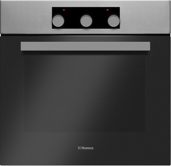 Встраиваемый электрический духовой шкаф Hansa BOEI 64131 Quadrum электрический шкаф hansa boec68209 вишневый
