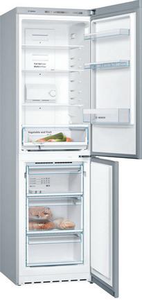 Двухкамерный холодильник Bosch KGN 39 NL 14 R холодильник bosch kgn39nw13r двухкамерный белый