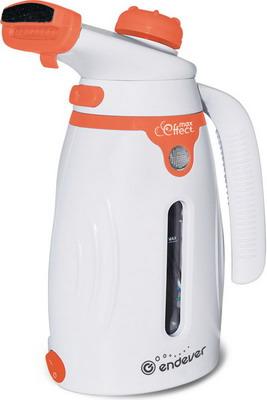 Отпариватель для одежды Endever Odyssey Q-418 бело-оранжевый пылесосы endever пылесос