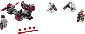Конструктор Lego STAR WARS Боевой набор Галактической Империи 75134