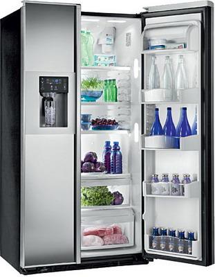 Холодильник Side by Side Iomabe ORE 24 CGFFKB панелируемый холодильник side by side iomabe ore 24 cghfbb черный