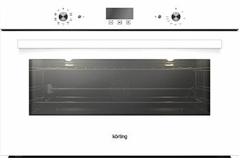 Встраиваемый электрический духовой шкаф Korting OKB 7809 CSGW PRO встраиваемый электрический духовой шкаф smeg sf 4120 mcn