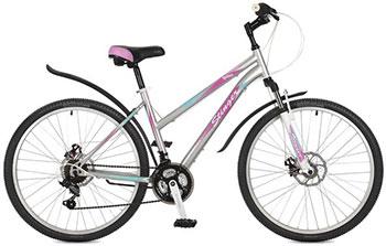 Велосипед Stinger 26 SHD.LATINAD.15 GR7 26'' Latina D 15'' серый