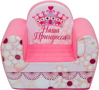 Игровое кресло Paremo серии ''Инста-малыш'' ''Наша Принцесса'' PCR 317-19