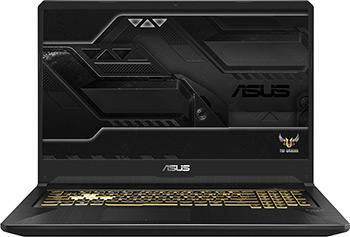 купить Ноутбук ASUS FX 705 GD-EW 153 i7-8750 H (90 NR 0111-M 03510) Metal Gunmetal онлайн