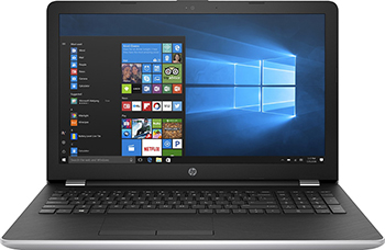 Фото - Ноутбук HP 15-bw 066 ur (2CN 97 EA) AMD A 12-9720 P Natural Silver ноутбук hp 15 da0026ur natural silver 4gk48ea