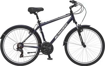 Велосипед Schwinn Suburban S 7934 26 синий цена
