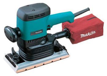Вибрационная шлифовальная машина Makita 9046 вибрационная шлифовальная машина makita m9203 190 вт