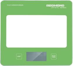 Кухонные весы Redmond RS-724 зеленые весы кухонные электронные redmond rs 724