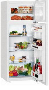 Двухкамерный холодильник Liebherr CTP 2521 двухкамерный холодильник liebherr ctpsl 2541