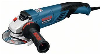 Угловая шлифовальная машина (болгарка) Bosch GWS 15-125 CIH (0.601.830.222) шлифовальная машина bosch gws 11 125 professional 06017920r0