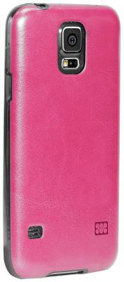 Чехол (клип-кейс) Promate Lanko-S5 розовый чехол для занятий спортом promate liveband красный