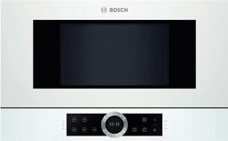 Встраиваемая микроволновая печь СВЧ Bosch BFL 634 GW1 микроволновые печи bosch микроволновая печь