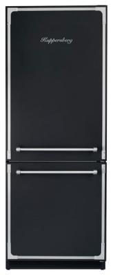 Фото - Двухкамерный холодильник Kuppersberg NRS 1857 ANT Silver двухкамерный холодильник hitachi r vg 472 pu3 gbw