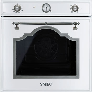 Встраиваемый электрический духовой шкаф Smeg SF 700 BS встраиваемый электрический духовой шкаф smeg sf 6395 xe